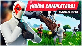 "VICTORIA ""ONLY VS SQUADS"" IN THE NEW MODE WITH FORTnite's BEST SKIN - WithZack"