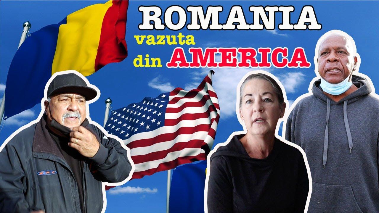 Ce stiu americanii despre Romania