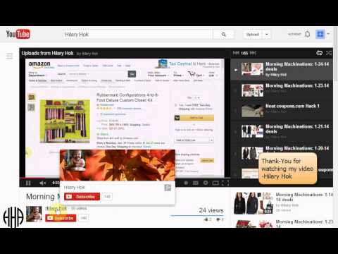 How to email or message someone on youtube 2014