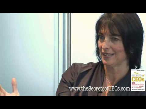 Steve Tappin Interviews Carolyn McCall, CEO of the Guardian Media Group (Part2)