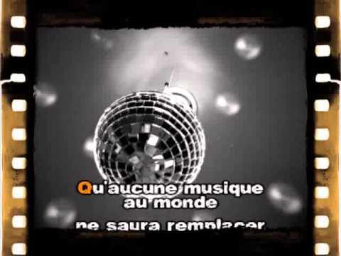 karaoke   Michel Berger   quelques mots d'amour