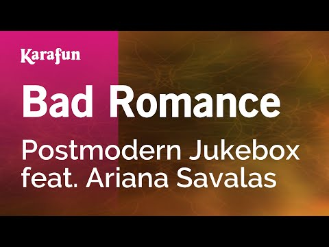 Karaoke Bad Romance - Postmodern Jukebox *