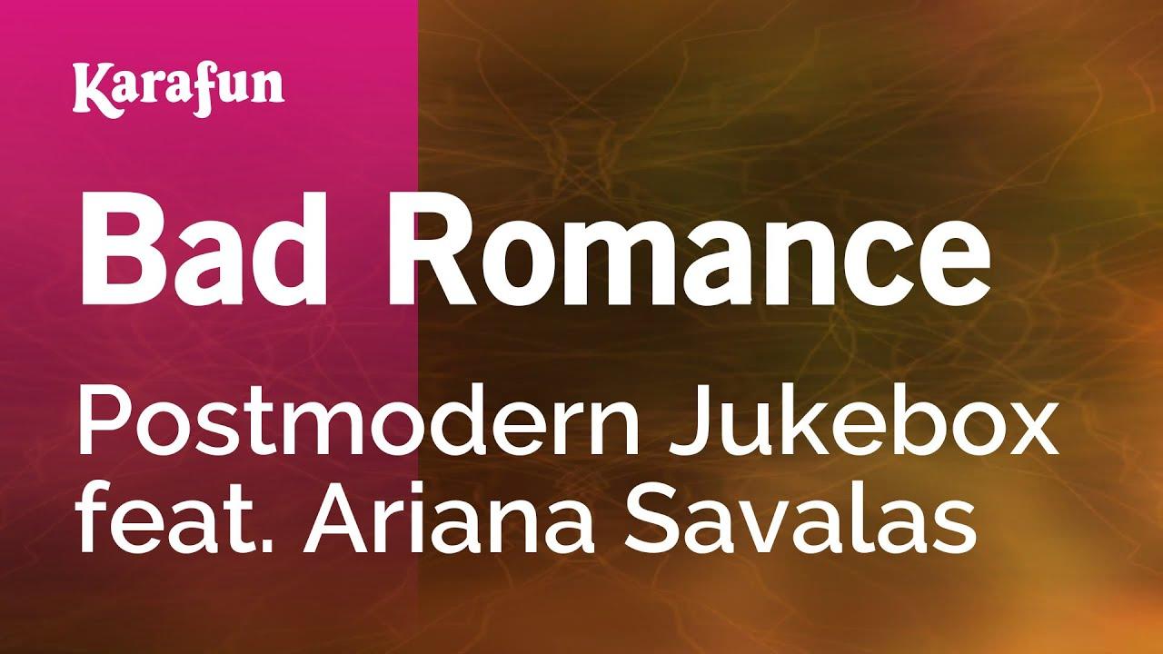Karaoke Bad Romance - Postmodern Jukebox * - YouTube