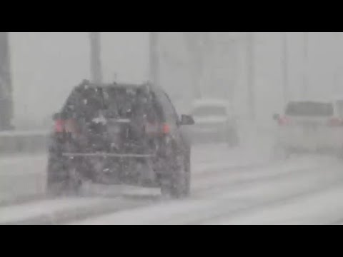 Winter storm wallops eastern U.S.