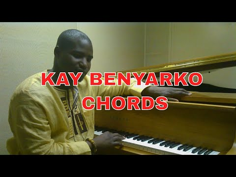 MOST IMPORTANT AFRICAN JAZZ , HILIFE CHORD LESSON HARMONIZE WITH KAY BENYARKO SCALE OF CHORDS