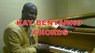 MOST IMPORTANT AFRICAN JAZZ  HILIFE CHORD LESSON (HARMONIZE WITH KAY BENYARKO SCALE OF CHORDS)