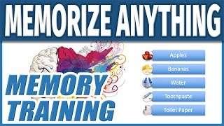 How to Memorize Fast and Easily | Improve Memory Training Techniques to Remember Anything Quickly thumbnail