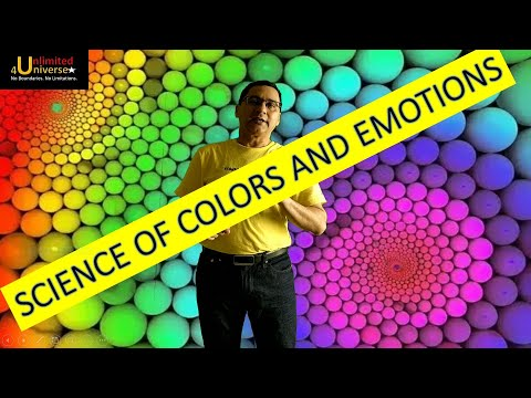 Science of Colors and Emotions | Fun Facts About Colors