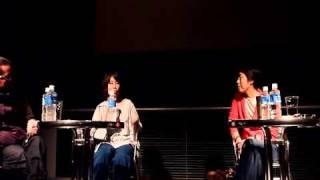 鎌仲ひとみ監督 トークライブ@シネマまえばし 4/7