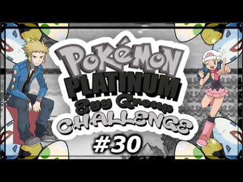 "Pokemon Platinum Randomized Egg Group Challenge Ep.30 ""SunnyShore Breeze"""