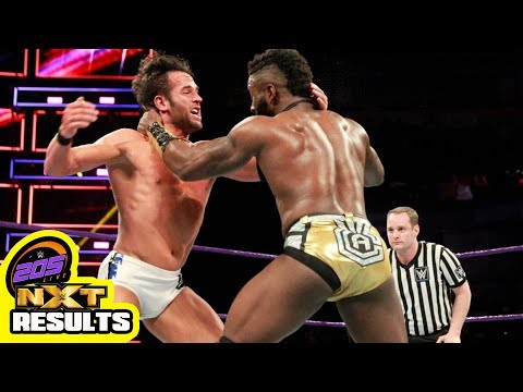 Cedric vs. Roderick: MOTY Contender? WWE NXT & 205 Live Review & Results (Going In Raw Podcast)