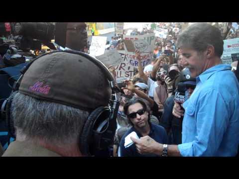 Fox News LIARS Visit Occupy Wall Street 10/09/11