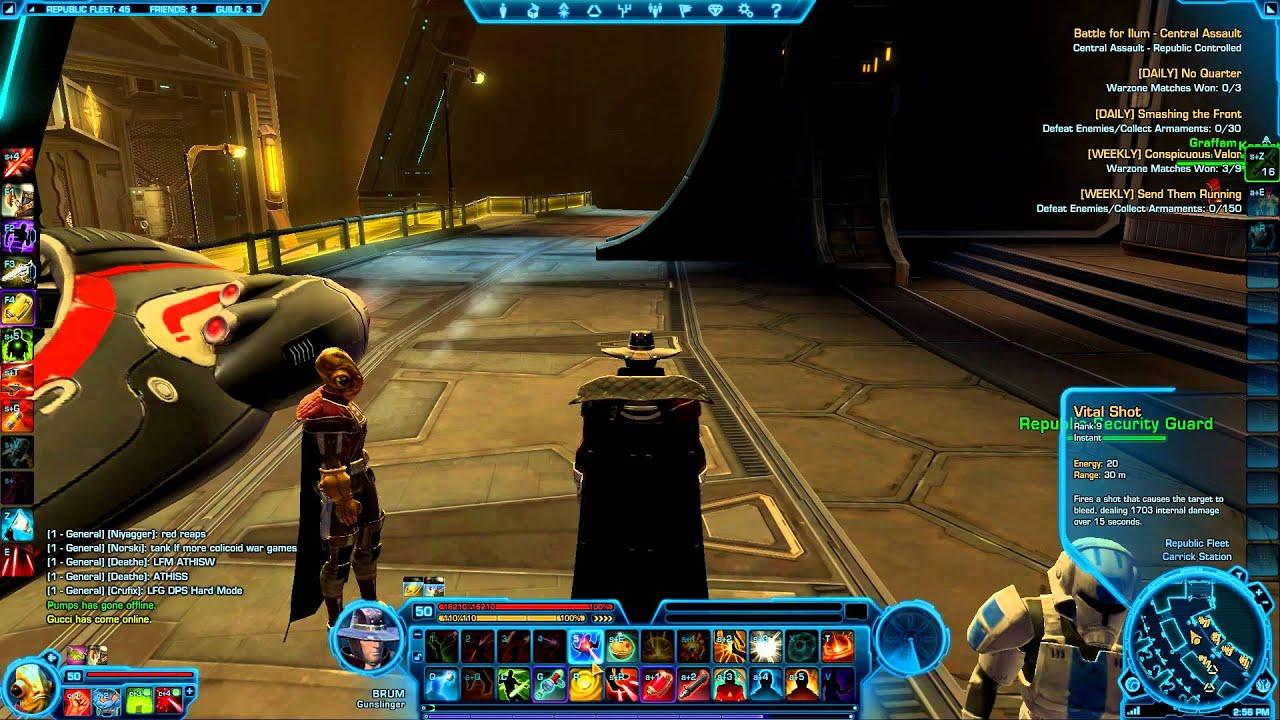 star wars the old republic game - Google Search | Sci Fi UI