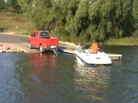 1995 Genesis Boat Demonstration - YouTube
