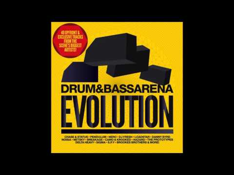 Drum&Bass Arena: Evolution | CD 1
