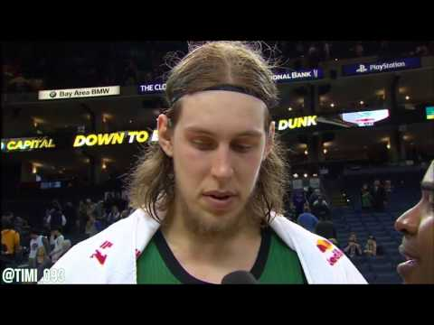 Kelly Olynyk Highlights vs Golden State Warriors (17 pts, 5 ast, 3 stl)