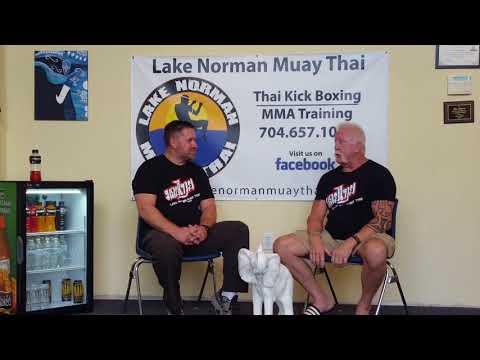 Lake Norman Muay Thai - Rick Davis interview