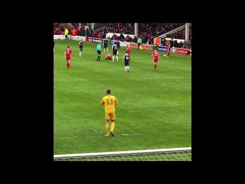 Walsall 1 vs 0 Northampton Town