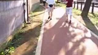 川口市青木町公園ジョキングコース紹介