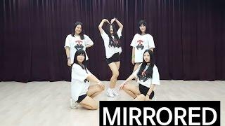 [TNS트레이닝센터] [MIRRORED(거울모드)] 레드벨벳(RedVelvet)_Dumb Dumb(덤덤)_Dance Cover(안무)