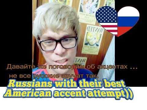 If RussiansUkrainians said The Stuff Americans say