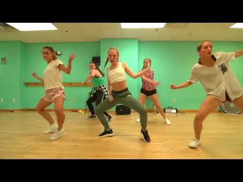 Conceited by Remy Ma // AJ Choreography feat. Kathryn Parman