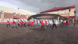 #танцуйдобро (Тюмень 2015)(22-24 апреля 2015 года на территории филиала АНО ОДООЦ