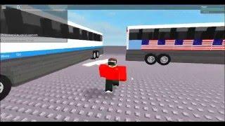 MTA bus MCI 102 DW3SS | Roblox