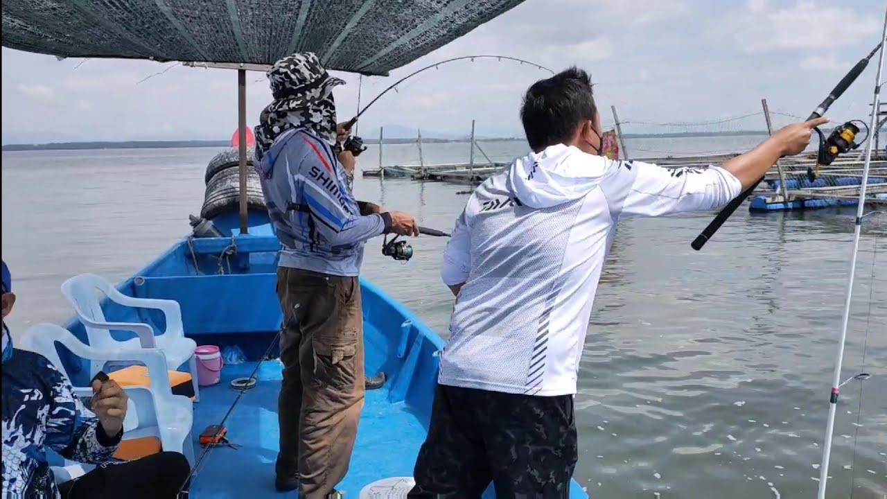 Download 27/10/2021 Trip Mancing at Sangkar Sungai Udang Penang