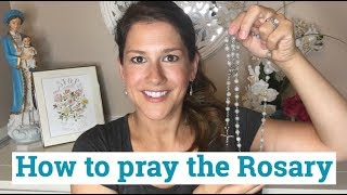 ROSARY || How to pray the Rosary