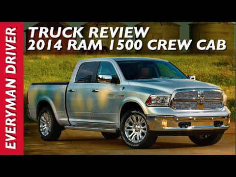 Truck Review: 2014 RAM 1500 on Everyman Driver