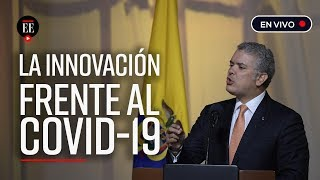 ¿Cuál es el papel de la innovación en la lucha contra el COVID-19? - El Espectador