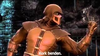 Mortal Kombat 9 intro dialoglar (TR altyazılı)