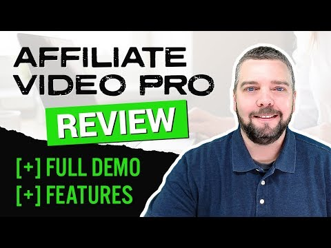 Affiliate Video Pro Review | I'm In Trouble.. http://bit.ly/2ZjSJ5x