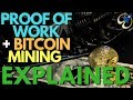 What is Proof of Work? Cryptocurrency Mining Explained for Beginners in 5 minutes