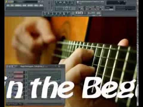Begin The Beguine - VST Hypersonic Nylon Guitar