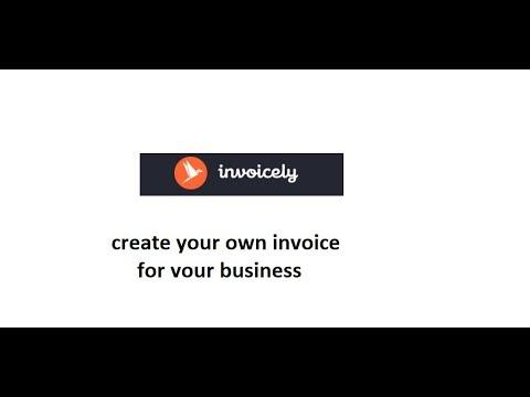 create invoice free online