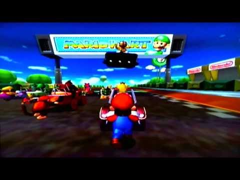 Cube Plays: Mario Kart: Double Dash!!