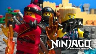 Lego Ninjago The Resurrection Episode 3 Snake Jaguar