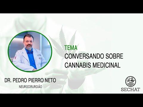 """""""Conversando sobre Cannabis Medicinal"""" - Com Dr. Pedro Pierro Neto"""