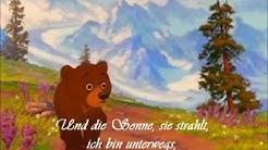 BärenBrüder - Ich bin unterwegs (Lyrics)