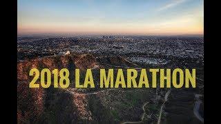 The 2018 LA MARATHON
