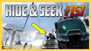 hide and seek 157 on downhill call of duty black ops 2 dlc map