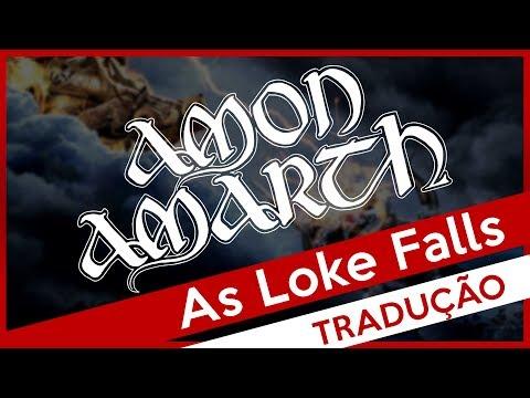 Amon Amarth - As Loke Falls (Legendado)