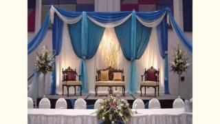 Decoration Ideas For Wedding Reception New