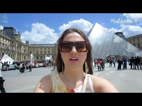 PARIS DAY 4: Cheese Hunting + Modern Art!