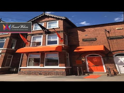 BEAUTY SALON BUSINESS AND SUBSTANTIAL PROPERTY in Retford for Sale.  REF 586601.  Ernest Wilson.
