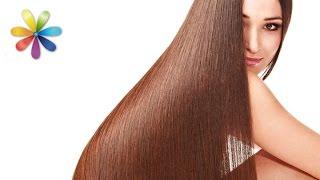 видео 10 правил ухода за пушистыми волосами [Шпильки | Женский журнал]