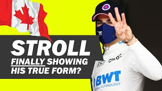 Is Lance Stroll coming of age?