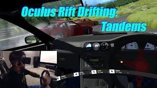 Oculus Rift CV1 Assetto Corsa Drifting: Tandems